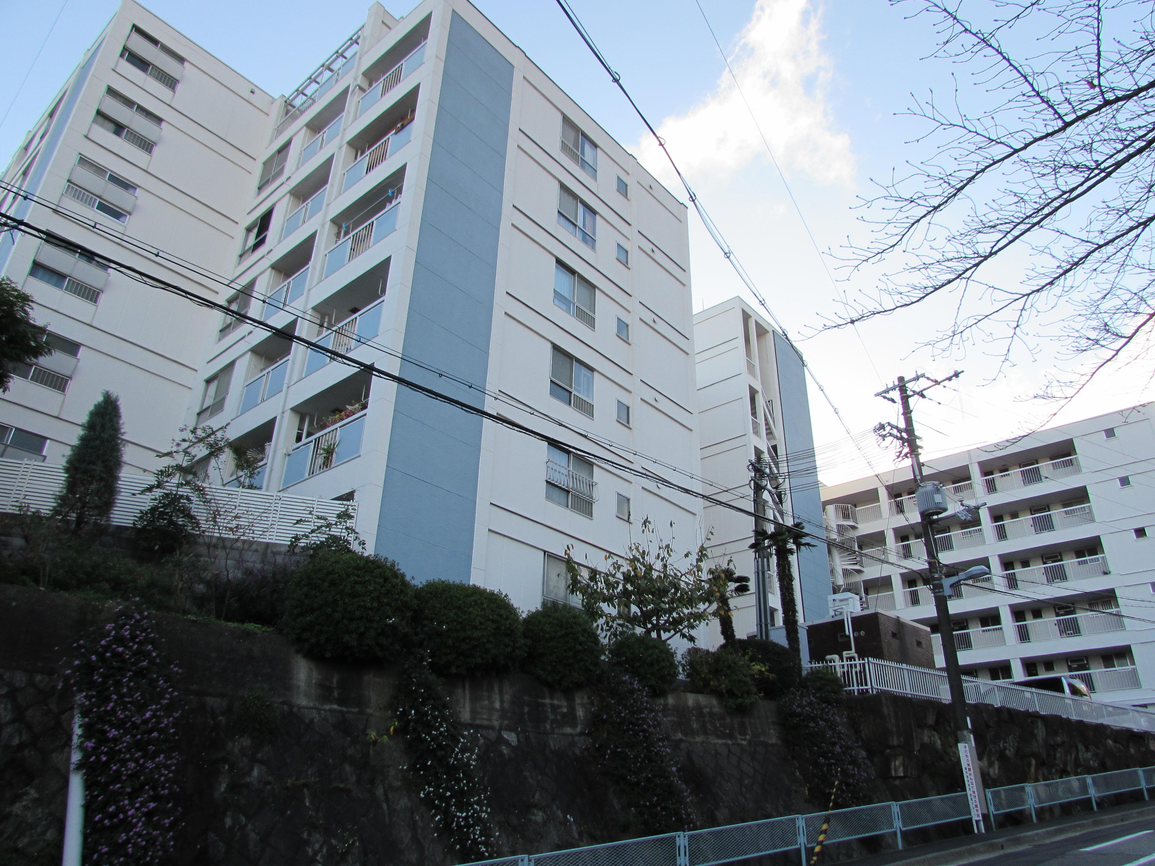 夙川第3コーポラス2F